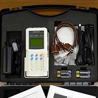 養生温度測定器