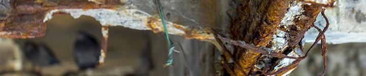 鋼部材の損傷種類別診断|腐食診断
