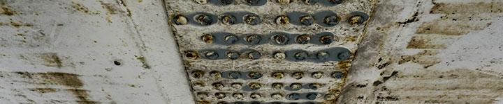 鋼部材の損傷種類別診断|ボルトのゆるみ・脱落