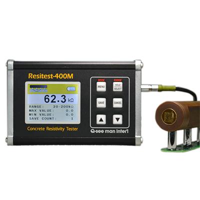 コンクリート電気抵抗測定器 Resitest-400M