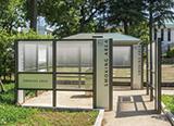 屋外喫煙所の設置|受動喫煙防止対策