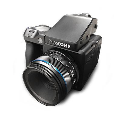 1億画素カメラシステムのレンタル