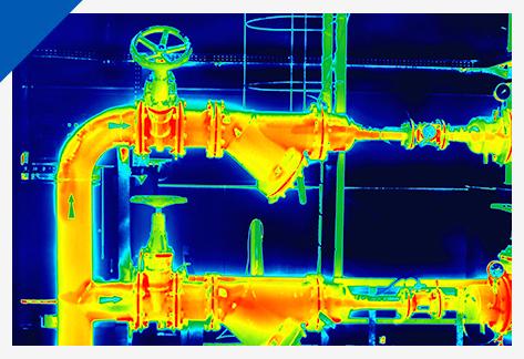 製造分野でのサーモグラフィの活用について