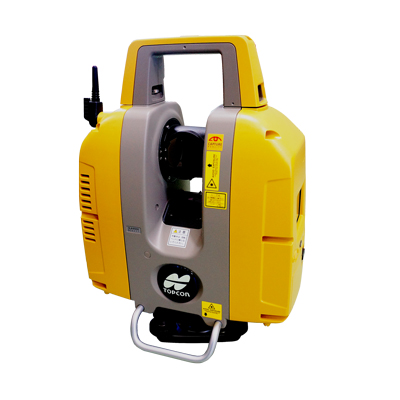 3Dレーザースキャナー GLS-2000