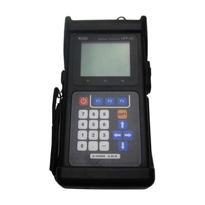 計測器インストラクション:超音波液体流量計を使った測定方法レクチャー、設置、結果の考案