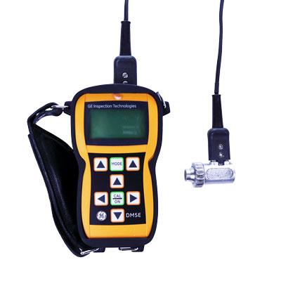 超音波厚さ計 DM5E DL|製造業品質管理にオススメの計測器