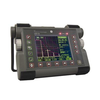 ポータブル超音波探傷器 USM35X(GEセンシング&インスペクション・テクノロジーズ)
