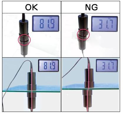 测量方法示例