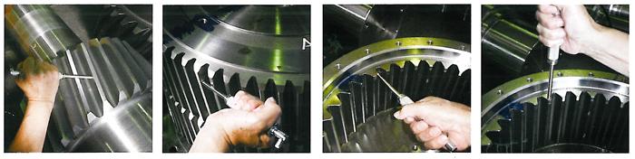 齿轮测量例