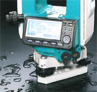 防塵耐水設計IP66