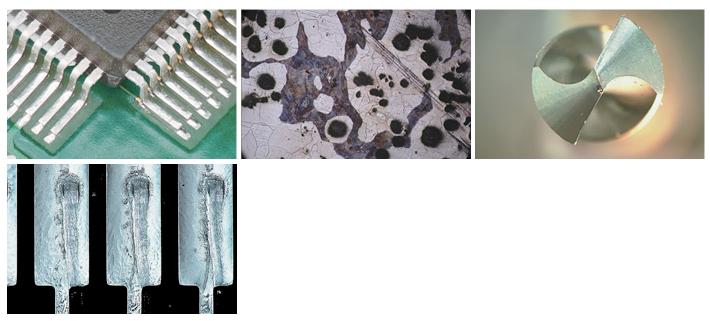 高輝度3.5型液晶モニター採用