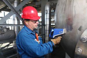 溶接材料ライブラリーにより、溶接部を素早く検査することができます。
