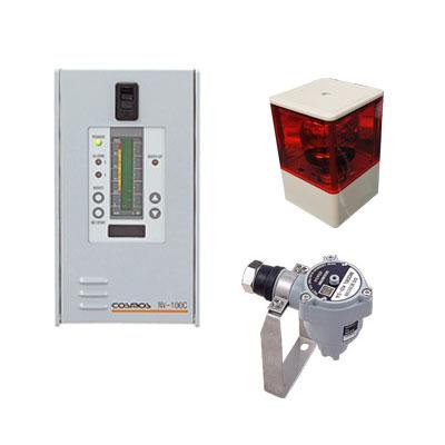 一点式ガス警報器NV100C