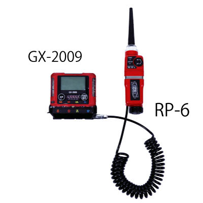 ポケッタブルマルチガスモニター GX-2009A