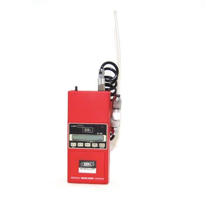 赤外線式CO2モニターRI-85