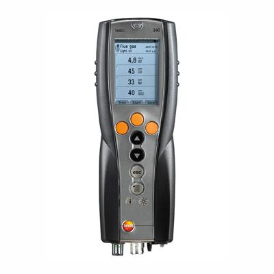 燃焼排ガス分析計testo340