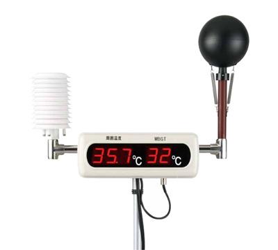 大型WBGT表示器401A/401A-J