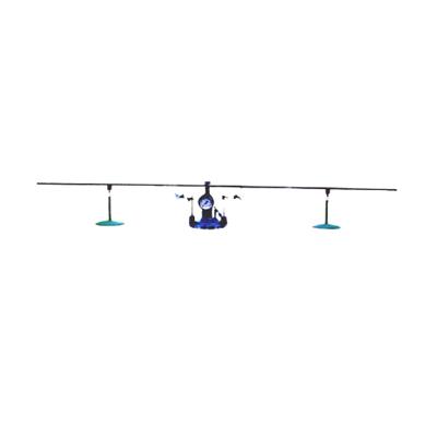 平板載荷試験機(4点式)S-227(4P/10t)