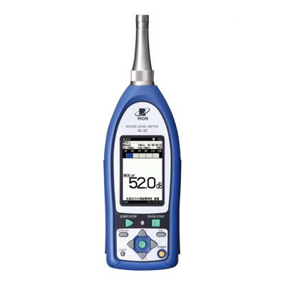 精密騒音計(検定付)NL-52