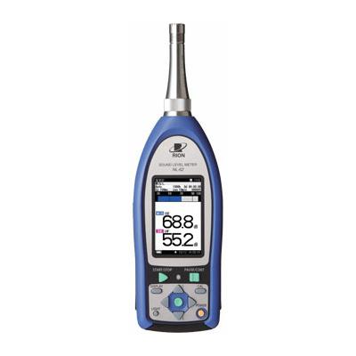 低周波音測定機能付精密騒音計NL-62