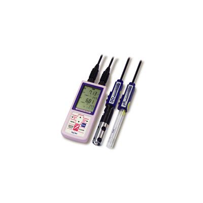 ポータブル溶存酸素・PH計DM-32P