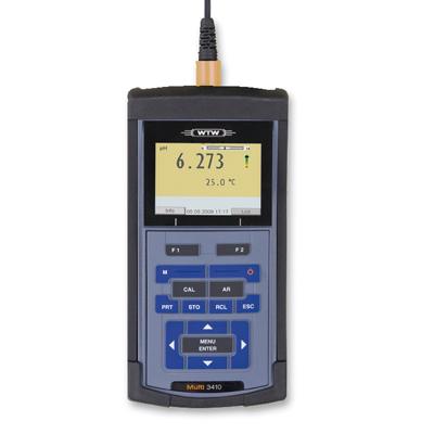 携帯型マルチ水質測定器Multi3410
