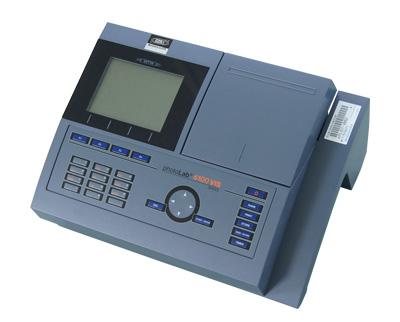 吸光度式多項目水質測定器photoLab6100
