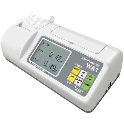 ポータブル水質計WA1