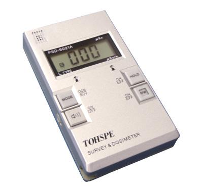 放射線ポータブルモニターPSD-6021A