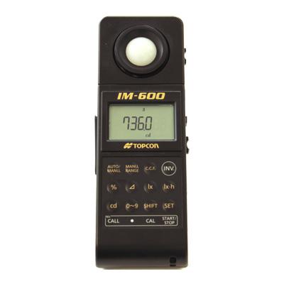 デジタル照度計IM-600