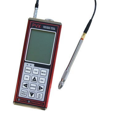 超音波厚さ計超薄物精密検査用PVX