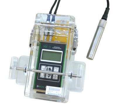 超音波厚さ計水中測定セットUMX・MX-3