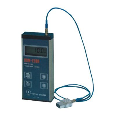 シール専用超音波厚さ計UDM-1200