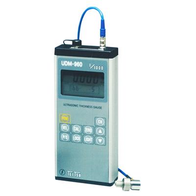 超精密超音波厚さ計UDM-960