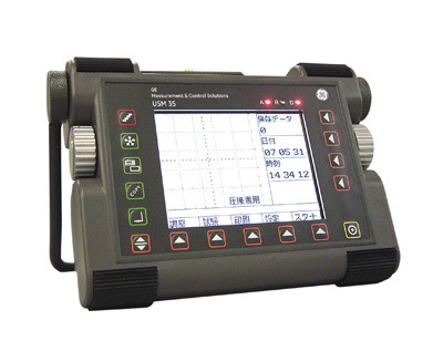 超音波探傷器USM35X RB