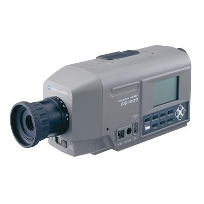 色彩輝度計CS-200