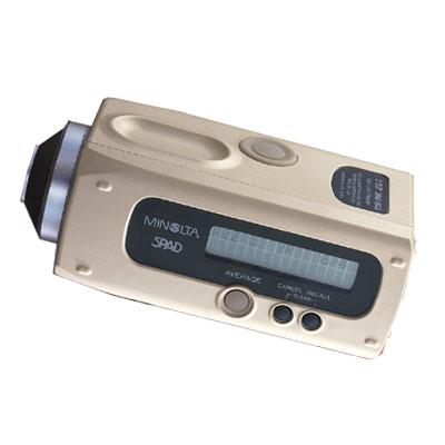 土色計(三刺激値タイプ)SPAD-503Plus