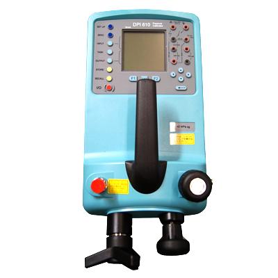 ポータブル液圧式圧力校正器DPI610HC