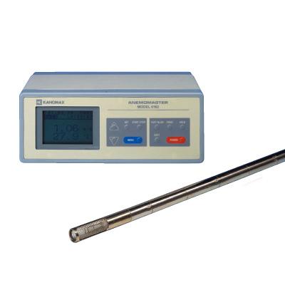 アネモマスター中高温用風速計 MODEL6162