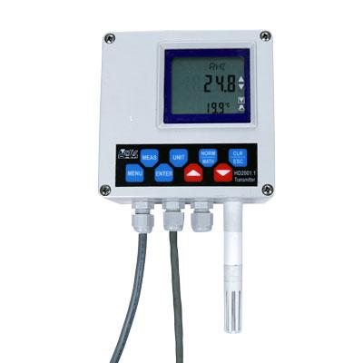 温度・相対湿度・大気圧表示計HD2001.1TV1