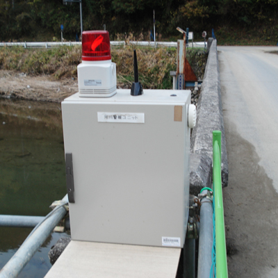 河川水位警報システムKSN-01