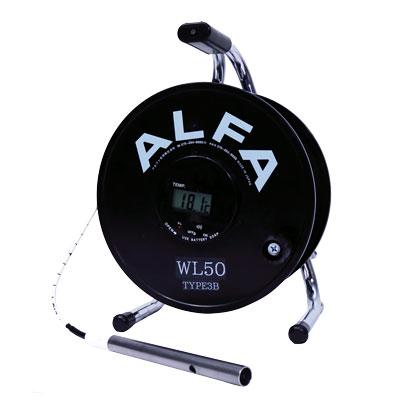 ロープ式水位計WL50