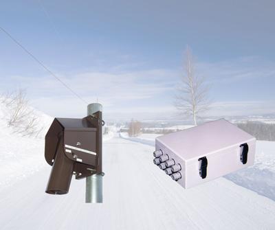 KADEC積雪深測定検定付セットKADEC21-SNOW