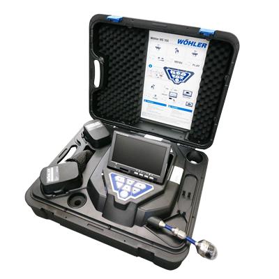 カメラ可動式配管検査用カメラTA417XG