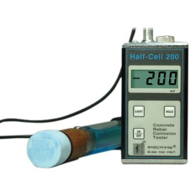 コンクリート鉄筋腐食検査器HC200