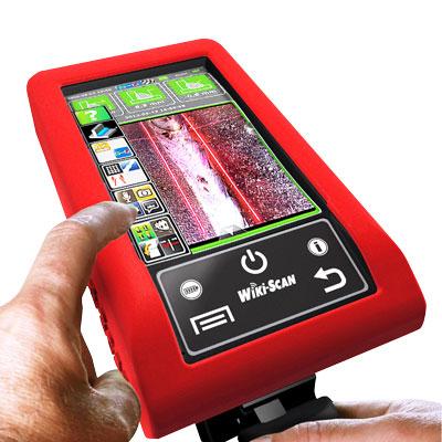 携帯型溶接検査システムWiki-Scan