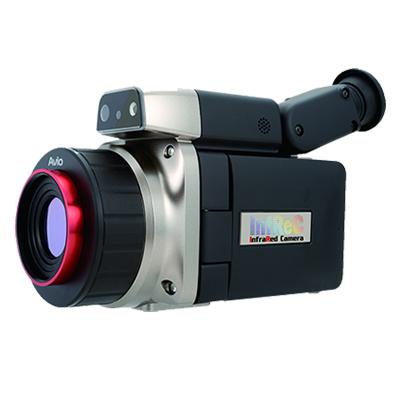 赤外線サーモグラフィ R500EX