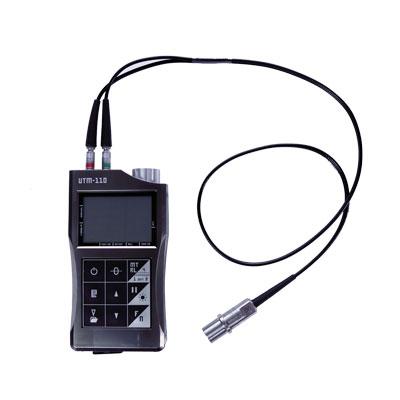 超音波厚さ計UTM-110