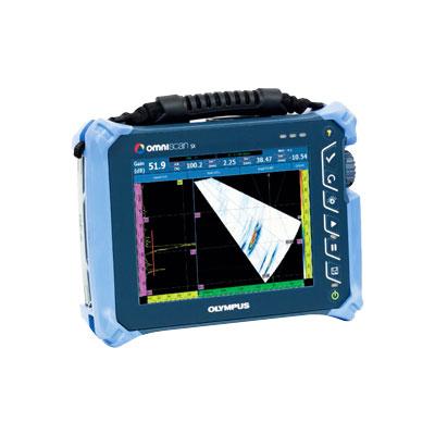 フェーズドアレイ超音波探傷器OmniScan SX PA