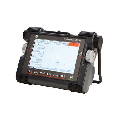 超音波探傷器 USM36 DAC